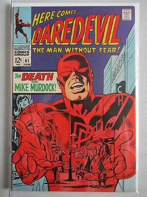 Daredevil Vol. 1 (1964-2011) #41 VF/NM