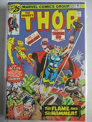 Mighty Thor Vol. 1 (1966-2011) #247 VF/NM