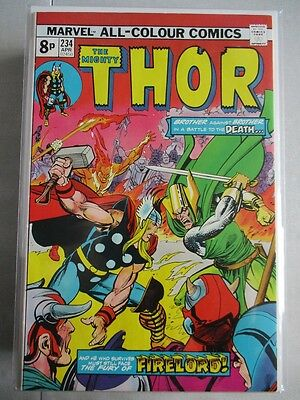 Mighty Thor Vol. 1 (1966-2011) #234 NM- UK Price Variant