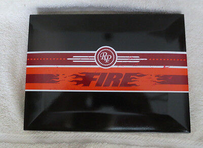 Rocky Patel Fire Robusto Wood Cigar Box - Nice! - Beautiful!