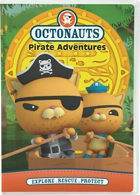 Octonauts: Pirate Adventures [New DVD]