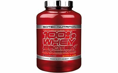 Scitec Nutrition 100% Whey Protein Professional 2350g Eiweiss