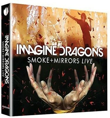 Imagine Dragons - Smoke + Mirrors Live [New DVD] With CD