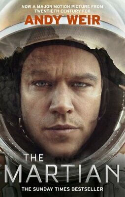 The Martian by Weir, Andy Book The Cheap Fast Free Post