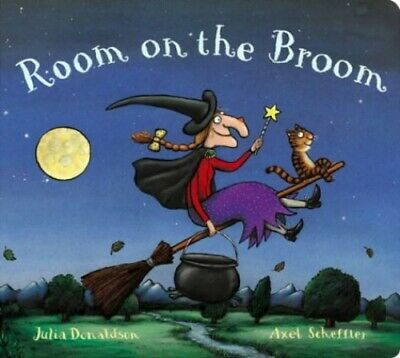 Room on the Broom Board Book, Donaldson, Julia Board book Book The Cheap Fast