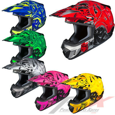 HJC CS-MX 2 Graffed Offroad Helmet