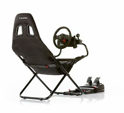 Playseat ® Challenge 8717496871442 Entry Level Racing Seat For Gaming Wheels