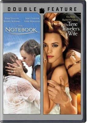 Notebook / Time Traveler's Wife [New DVD]