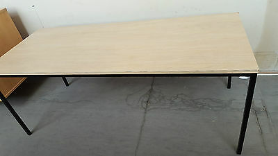 Large 180Cm Office Table / Desk Collection Only
