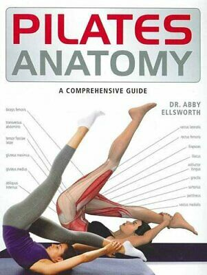 Pilates Anatomy by Brian Close Book The Cheap Fast Free Post