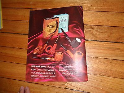 1966 Iwan Ries Pipe Catalog Tobacco Lighters Vintage