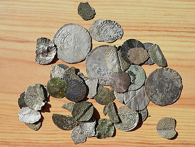 Mixed Lot of European Coins