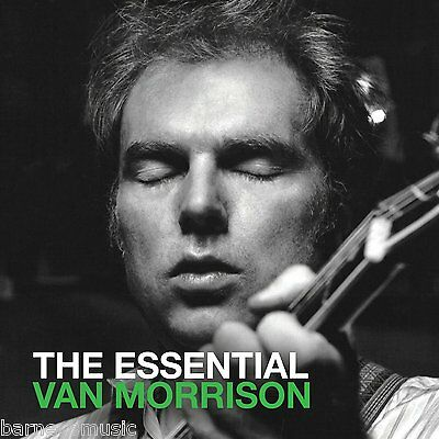 VAN MORRISON ( NEW SEALED 2 x CD SET ) THE ESSENTIAL GREATEST HITS / VERY BEST