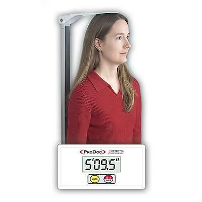 Cardinal Scale-Detecto DHRWM Digital Wall Mounted Height Rod