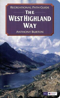 The West Highland Way (Recreational Path Guides) by Ordnance Survey Paperback