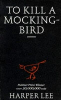 To Kill A Mockingbird, Lee, Harper Paperback Book The Cheap Fast Free Post