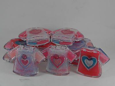 12x Kate & Friends Pocket Locket LipGloss Job Lot Children's Party Bag Items