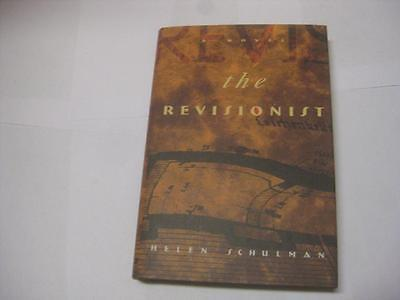 The Revisionist by Helen Schulman             Jewish Black Comedy