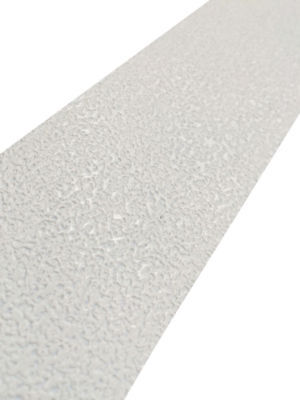 White Skin friendly Anti Slip tape Waterproof GripBathShowerboatAqua Safe