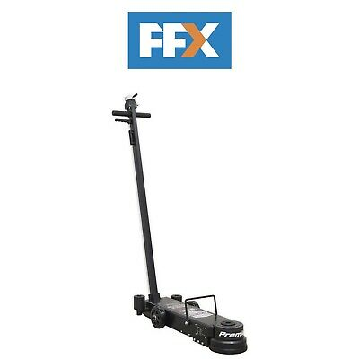 Sealey YAJ10-40LELR Air Operated Jack 40tonne Telescopic - Long Reach/Low Entry