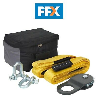 Sealey SRKIT02 Off Road Self Recovery Kit