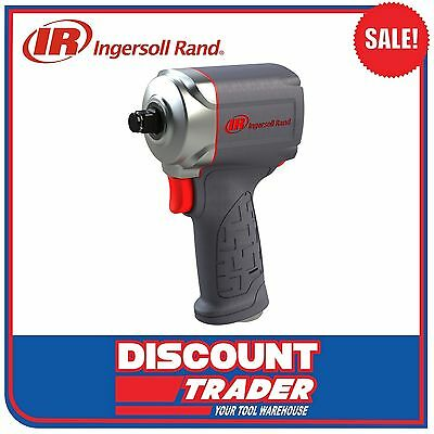 "Ingersoll Rand Pneumatic 1/2"" Ultra-Compact Impactool Air Impact Wrench - 35MAX"