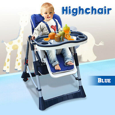 3-in-1 Child Booster Highchair Baby High Chair Seating & Feeding System Seating