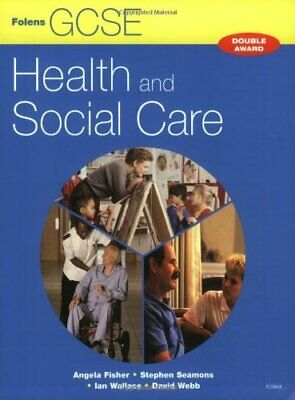 GCSE Health & Social Care: Student Book by Seamons, Stephen Paperback Book The