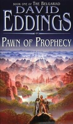 Pawn Of Prophecy: Book One Of The Belgariad (The ... by Eddings, David Paperback