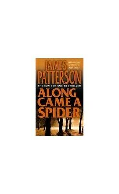 Along Came a Spider by Patterson, James; Paperback Book The Cheap Fast Free Post