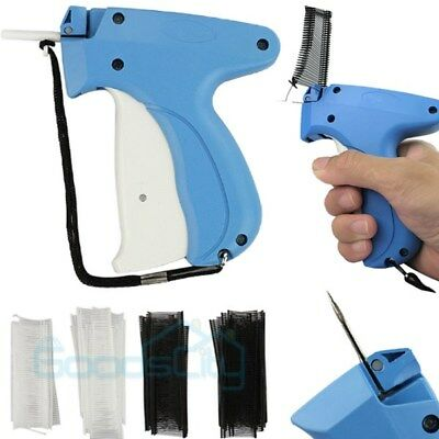 Price Tag Label Gun for Tagging Garments Includes 2000 Barbs 1 Needle