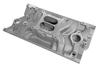 Summit Racing Stage 1 Intake Manifold Chevy SBC 283 327 350 Fits Vortec Heads
