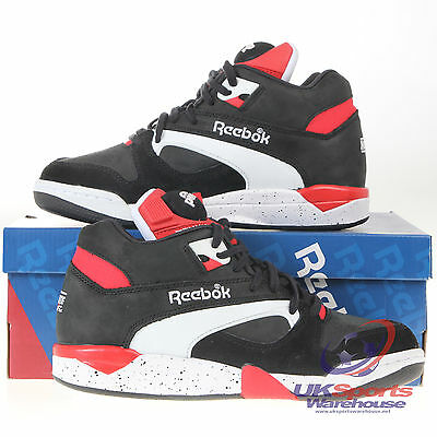 Reebok Court Victory Pump Retro Tennis / Basketball Trainers Sneakers rrp£140