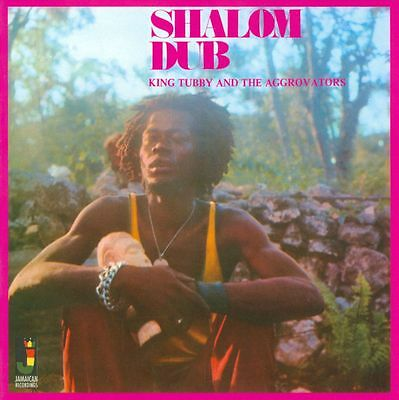 King Tubby & The Agrovators Shalom Dub New Vinyl Lp £10.99