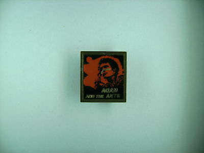 Rare Vintage Adam And The Ants Pin Condition New