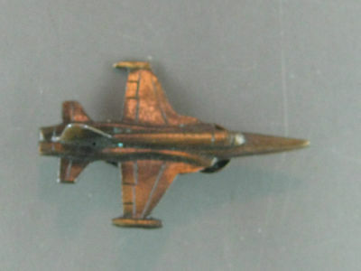 Air Force  Fighter Jet Pin