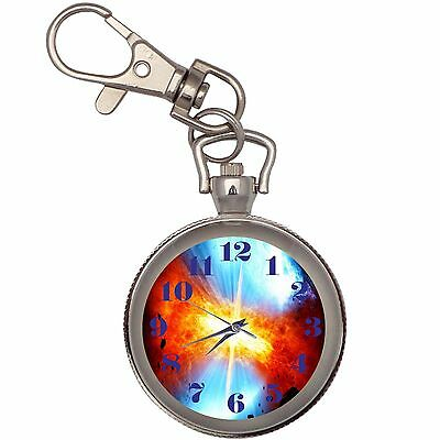 New Cygnusx1 Key Chain Keychain Pocket Watch