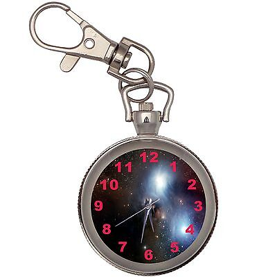 New R Coronae Australis Key Chain Keychain Pocket Watch