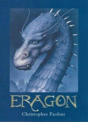 Eragon: Book One (The Inheritance Cycle) by Paolini, Christopher Hardback Book