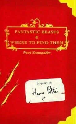 Comic Relief: Fantastic Beasts and Where to Find Th..., Rowling, J. K. Paperback