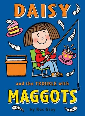 Daisy and the Trouble with Maggots (Daisy Fiction) by Gray, Kes Paperback Book