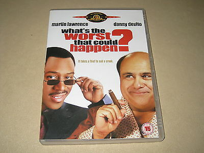 What's The Worst That Could Happen? (DVD, 2002)