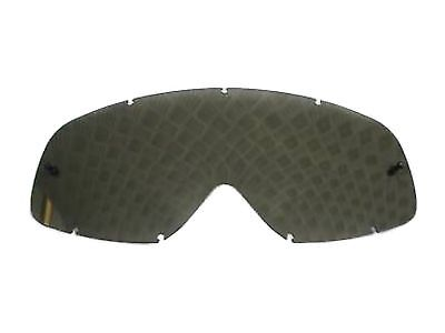 New Replacement Oakley O Frame Mx Tear Off Goggle Anti Fog Scratch Lens Smoke
