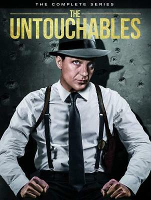 The Untouchables Complete Series Season 1-4 (1 2 3 4) BRAND NEW 31-DISC DVD SET