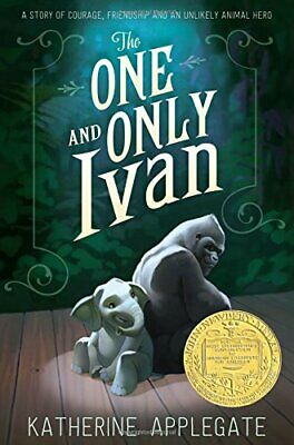 One and Only Ivan by Applegate, Katherine Book The Cheap Fast Free Post