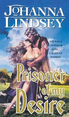 Prisoner Of My Desire by Lindsey, Johanna Paperback Book The Cheap Fast Free