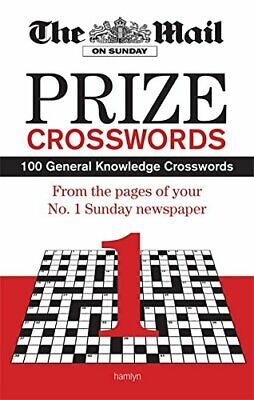 The Mail on Sunday: Prize Crosswords 1 by Daily Mail Book The Cheap Fast Free