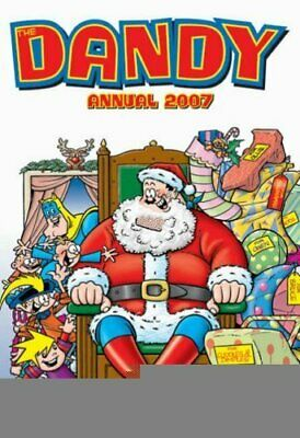 The Dandy Annual 2007 by unknown Hardback Book