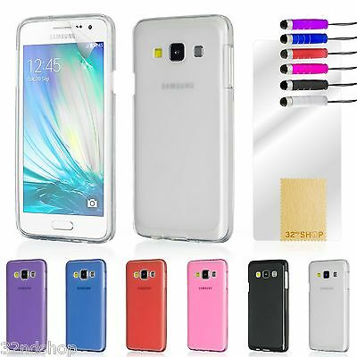 32nd Crystal Gel Case Cover for LeEco Phones