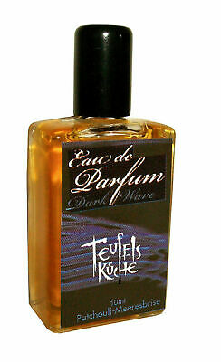 "Original Teufelsküche Patchouli ""Dark Wave"" Patchouly + Meeresbrise EDP 10ml"